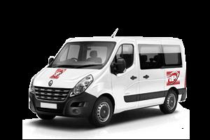 Location de minibus a redon